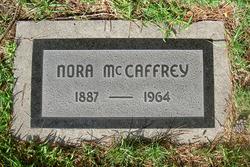 Nora Elizabeth <i>Davis</i> McCaffrey