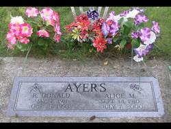 R Donald Ayers