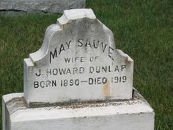 May <i>Sauve</i> Dunlap