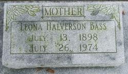 Leona <i>Halverson</i> Bass