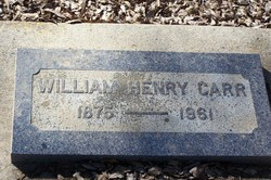 William Henry Carr