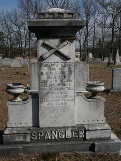 Joseph Lee Spangler