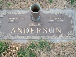 Marland D. Anderson