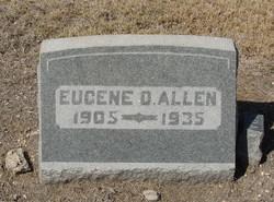 Eugene D. Allen