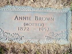 Annie Idora <i>Hail</i> Brown