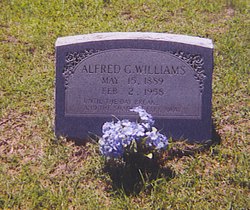 Alfred G. Williams