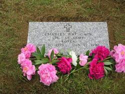 Charles Ray Cain