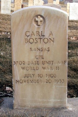 Carl A. Boston