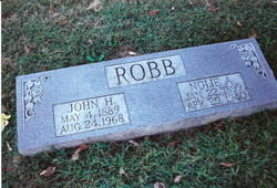 John Hugh Robb
