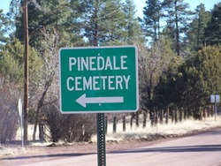 Pinedale Cemetery