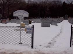 Ahavas Achim Anshi Sfard Cemetery