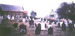 East Buffalo Presbyterian Church Cemetery