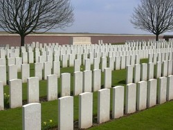 Beacon Cemetery, Sailly-Laurette