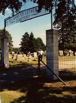Saint John's Evangelical Lutheran Church Cemetery