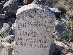 Lucy Priscilla Hamblin