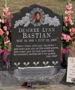 Desiree Lynn Bastian