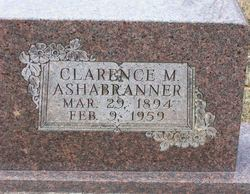 Clarence M Ashabranner