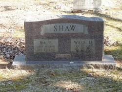 Ida E. <i>Kemp</i> Shaw