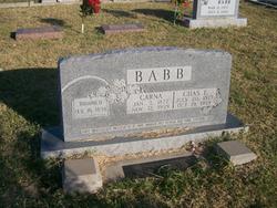 Charles Edward Babb
