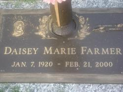 daisey marie farmer