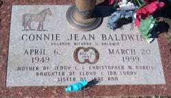 Connie Jean <i>Lundy</i> Baldwin