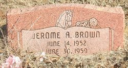 Jerome A Brown