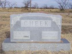 Mayfield Douglas Cheek