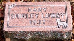 Shirley Lowry