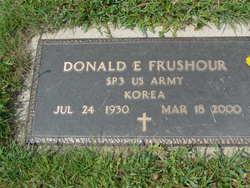 Donald Frushour