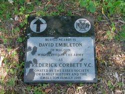Frederick Corbett
