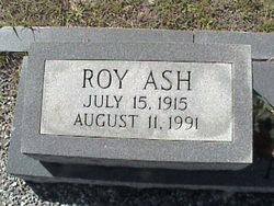 Roy Ash