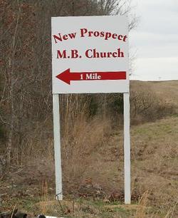 New Prospect M.B. Cemetery (Black)