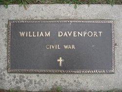 William Davenport
