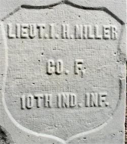Lieut I. H. Miller