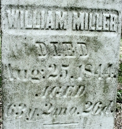 William Miller, Jr