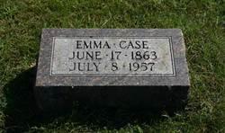 Mary 'Emma' Emeline Eliz. <i>Herod</i> Case