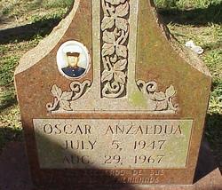 PFC Oscar Anzaldua