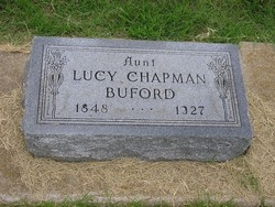 Lucy <i>Chapman</i> Buford