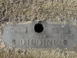 Mary Corene <i>Robertson</i> Dildine