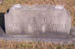 Joe E. Murphy