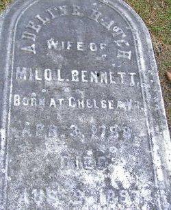 Adeline <i>Hatch</i> Bennett