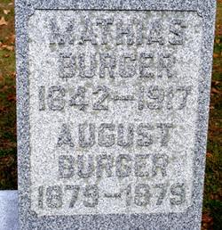 August Burger
