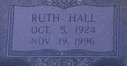 Ruth <i>Hall</i> Anderson