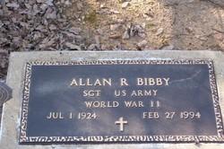 Allan R Bibby