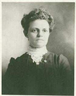 Anna Rebecca <i>Hampton</i> Burroughs