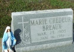 Marie <i>Credeur</i> Breaux
