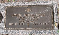 LCDR John Mihalowski