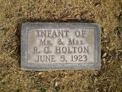 Baby Boy Holton