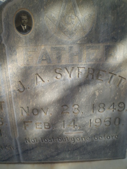 Jasper Alexander J.A. Syfrett