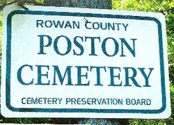 Poston Cemetery